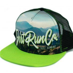 product shot of The Dirt Run Co Trail Running Trucker