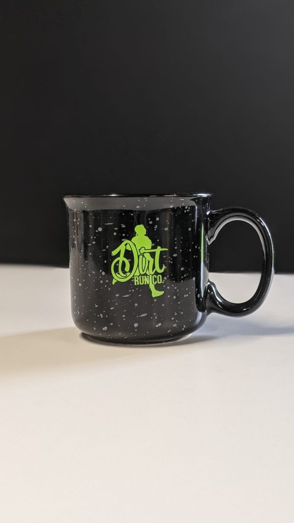 product shot of the dirt run co fuel thyself mug