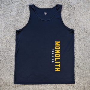 monolith trail co core collection singlet for men