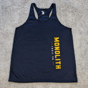 monolith trail co core collection singlet for women